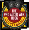 ProAudioWebBlog Logo