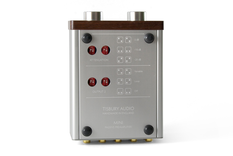 Tisbury Audio Mini Passive Preamplifier Hifi